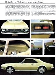 1968 Camaro Specs, Colors, Facts, History, and Performance ...