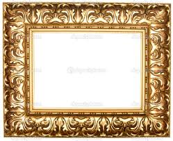 frame painting white indric
