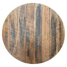 round wooden table top rustic recycled round wood table top solid wood table top round