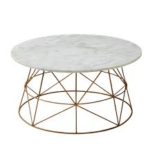 cassian marble coffee table