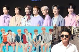 Got7 And Bts Continue Winning Streaks On Gaon Weekly Chart
