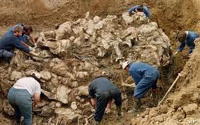Serbia Arrests 8 Linked to Srebrenica Massacre