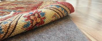 when a rug slips underfoot when stepped on or you notice odd little white rubbery flakes that appear on the floor near the rug more than likely the latex