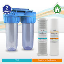 water filter. 2-stage 10\ Water Filter T