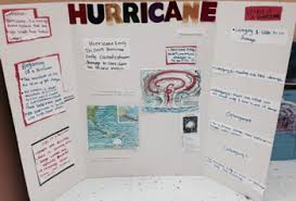 poster for school project 5th grade research projects natural disasters thomas l hatchett