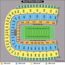 K State Football Stadium Seating Chart Football Stadium Ou Football Stadium Seating Chart