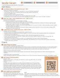 Best Solutions Of Cover Letter For Ui Designer Gui Designer Resume