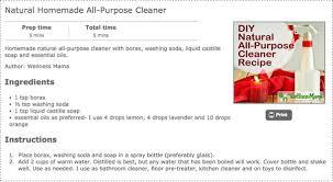 bathroom cleaner recipe borax. recipe image source: diy natural homemade all-purpose cleaner bathroom borax