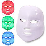 red light therapy mask