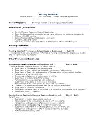 sample cna resume no experience resume examples  sample cna resume no experience resume examples 2017 cna resume no experience