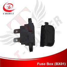 online buy whole scooter fuse from scooter fuse kids electric scooter fuse case abs 15a 20a fuse box scooter parts accessories