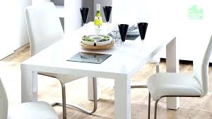 white gloss dining table ikea white high gloss round dining table medium images of black high