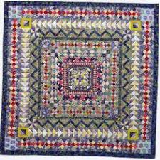 V and A Postcard Quilt' by Jean Phillips and Andrew Whittle Kaffe ... & Kaffe Fassett