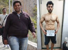 Weight Loss Story This Man Lost 52 Kgs By Eating Cheese And