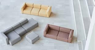 mags ottoman lounge seating herman