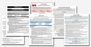 Resume Examples Over 400 Professional Sample Documents
