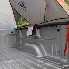 Compact Size Two Person Bed Truck Tent (6') | Camping idea | Truck ...