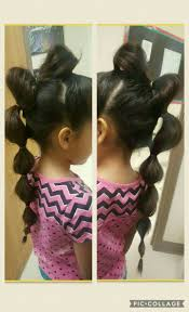 Crazy Hair Day Easy Girls Fluffy Mohawk Hairstyle Hair Crazy