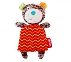 <b>Gigwi Cat Toys</b> (<b>Игрушка</b> для кошек Мишка с кошачьей мятой), 12 ...