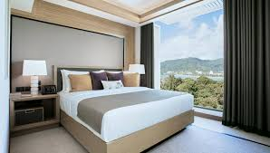 two bedroom suite ocean facing  amari phuket