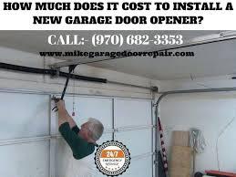 garage door installed worthy new garage door installation in perfect small home remodel ideas