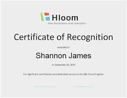 Appreciation Certificates Wording Enchanting Long Service Award Wording Lovely 48 Free Certificate Of