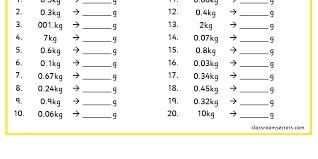 Weight Loss Worksheets Weight Worksheets Weight Worksheets Non Standard Measurement