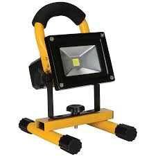 10 Watt Rechargeable Led Work Light Portable 10w Cob Type Super Bright Led Work Light