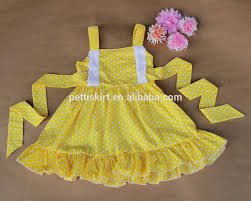 Baby Girl Dress Patterns Unique Baby Girl Smocked Clothes Cotton Latest Dress Patterns For Girls