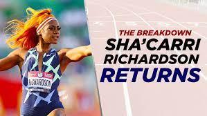 Sha'Carri Richardson set to take on ...