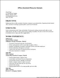 Outline For Resume Resume Samples Word Free – Armni.co
