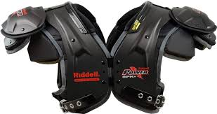Riddell Football Shoulder Pads Size Chart Buy Riddell Power 86 Adult Football Shoulder Pads Size 3xl F