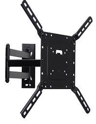 secu full motion tv wall mount for vizio 24 28 32 37 39 40 42 43 47 48 49 50 55 lcd led plasma tilt swivel hdtv cb6 com