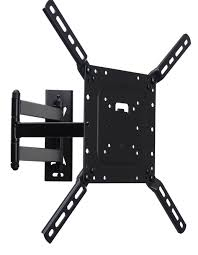 secu full motion tv wall mount for vizio 24 28 32 37 39 40 42 43 47 48 49 50 55 lcd led plasma tilt swivel hdtv cb6 com