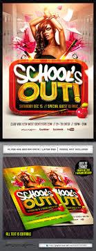 school flyer template by industrykidz graphicriver school flyer template clubs parties events