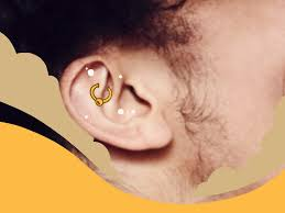 Ear Piercing Chart For Anxiety Rook Piercing Pain Levels Coping And Piercing Aftercare