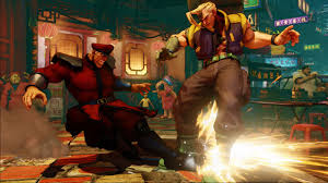 street fighter 5 ps4 game second hand