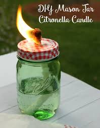 guest post diy mason jar citronella candle