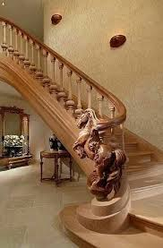 wooden railing designs for stairs. Perfect Designs 25 Handmade Wood Stair Railing Designs Ideas And Wooden For Stairs O