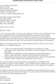Cover Letters That Worked Example Cover Letters For Nurses