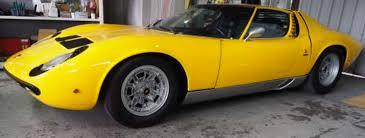 Lamborghini Miura for sale cars
