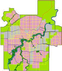 list of neighbourhoods in edmonton wikipedia Maps Edmonton map of edmonton and adjoining st albert and sherwood park maps edmonton alberta canada