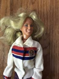 THE BIONIC WOMAN-Jaime Summers Doll by Kenner | #1884672010