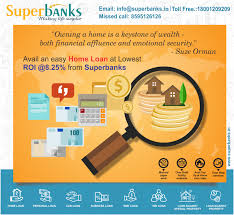 Superbanks Compare Home Loan Interest Rates In Delhi Ncr