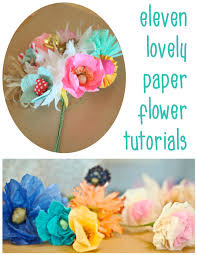 how to make paper flowers diy bridal bouquet