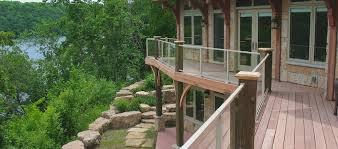aluminum deck railings more options than ever