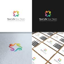 Logo Design Contact Playful Bold Leadership Logo Design For Your Life Your
