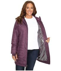 plus size columbia jackets columbia plus size mighty lite hooded jacket dusty purple columbia