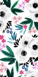 New Design Floral Floral Wallpaper Casetify Iphone Art Design Flowers
