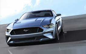 2018 ford job 1. interesting job 2018 ford mustang facelift intended ford job 1 autoevolution